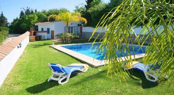 Ferienhaus nahe der Costa del Sol
