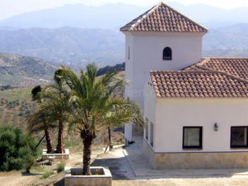 Andalusien, große Villa mit viel Platz