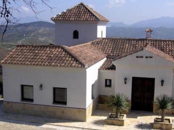 Villa für Familienfeiern - Andalusien