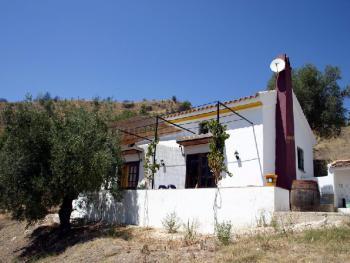 Einfaches Ferienhaus Andalusien
