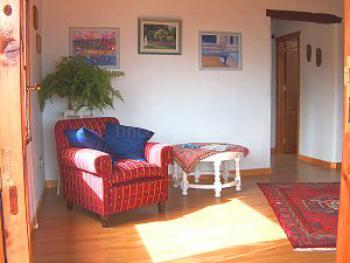 Kleines Ferienhaus auf Teneriffa - das Wohnzimmer