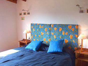 Kleines Ferienhaus auf Teneriffa - das Schlafzimmer