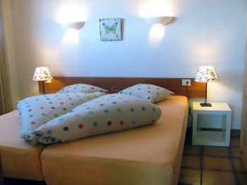 Schlafzimmer (Apartment1)