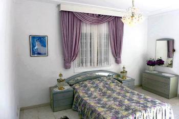 Schlafzimmer....