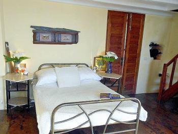 Schlafzimmer unten - Haupthaus