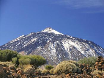 Teide Nationalpark Wandergebiet