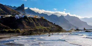 Küste Teneriffa Los Realejos