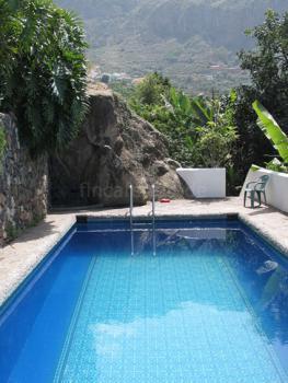 Pool auf der Finca