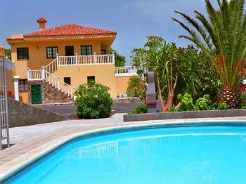 Ferienwohnung mit Pool bei Candelaria