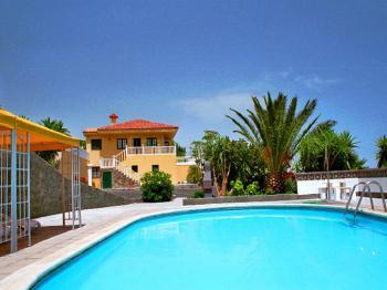 Ferienwohnung bei Candelaria mit Pool