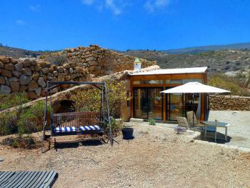 Romantisches Ferienhaus mit Meerblick