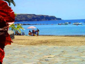 Sandstrand Playa San Juan