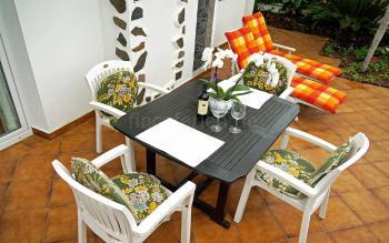 Teneriffa Ferienwohnung mit privater Terrasse