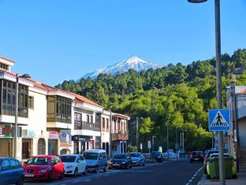 El Tanque und Teide