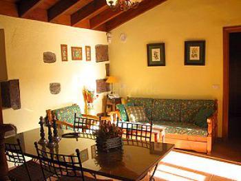 Wohnzimmer (Haus A)
