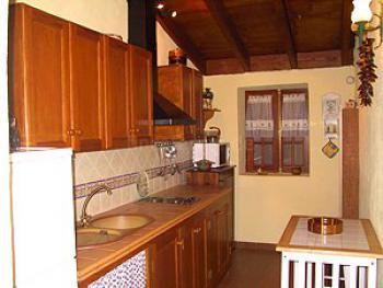 Küche (Haus A)