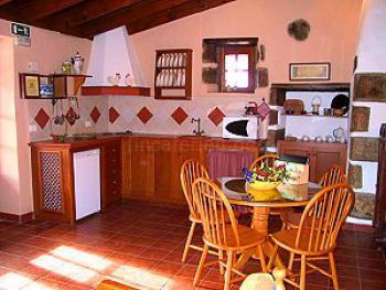 Küche (Haus B)