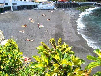 Strand Playa San Marcos