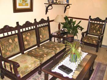 antikes Wohnzimmer