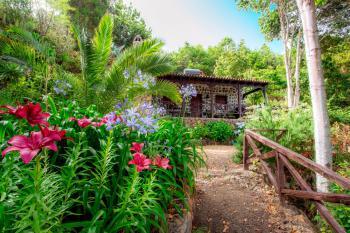 Landhaus für den Wanderurlaub