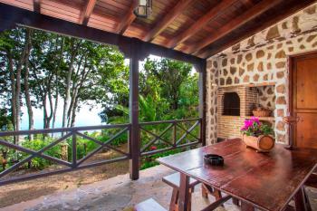 Landhaus für 2 Personen mit Meerblick