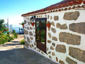 Ferienhaus bei Adeje mit Meerblick