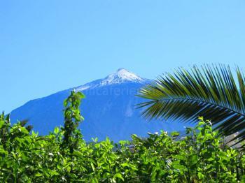 Wunderbarer Blick auf den Teide