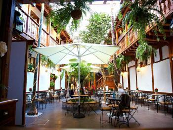 Stilvolles Hotel in Icod de los Vinos