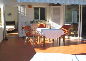 Strandnahe Ferienwohnung in Cala Llenya