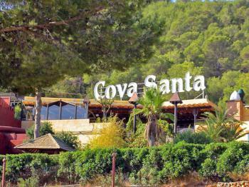 Tropfsteinhöhle Cova Santa
