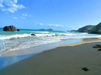 Strand Agua Blanca