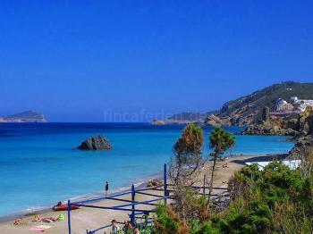 Ibiza Urlaub nahe der Bucht Agua Blanca