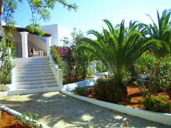 Ferienwohnung für 6 Personen nahe Agua Blanca