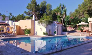 Ibiza Ferienwohnung mit Pool