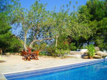 Ibiza Urlaub in Finca mit Pool
