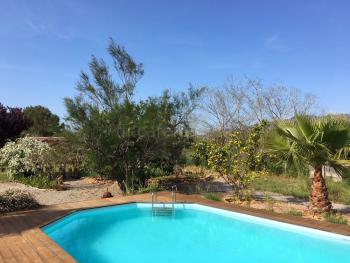 Finca mit Pool und Garten bei San Lorenzo