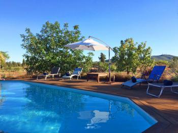 Finca mit Pool, Klimaanlage und Garten