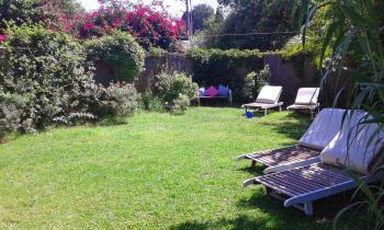 Finca für 14 Personen mit Garten in Santa Eulalia