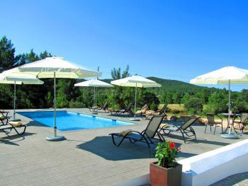 Finca mit Pool nahe Santa Eulalia