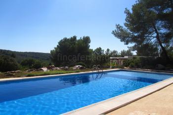 Finca mit Pool und Internet bei Sant Mateu