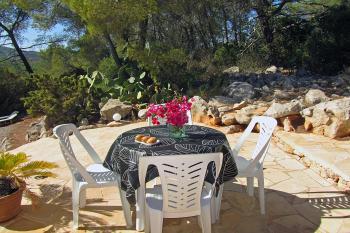 Ibizenkische Finca mit Pool bei Sant Mateu
