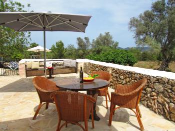 Ibiza Finca für 6- 7 Personen