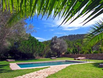 Ibiza Finca mit Pool bei Can Furnet
