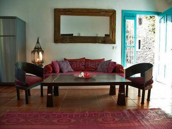 Wohnzimmer - Gästehaus