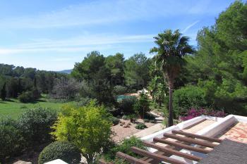 Garten und Pool - Finca für 8 Personen