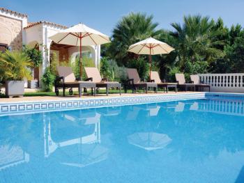 Private Finca mit Pool und gepflegtem Garten